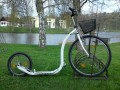 Test kolobky Kickbike City G4