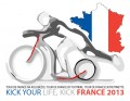 Kick Your Life, Kick France 2013 - Tour de France by Footbike project is online