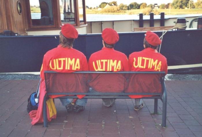 Kalná hromada - ULTIMA K.LAP TEAM