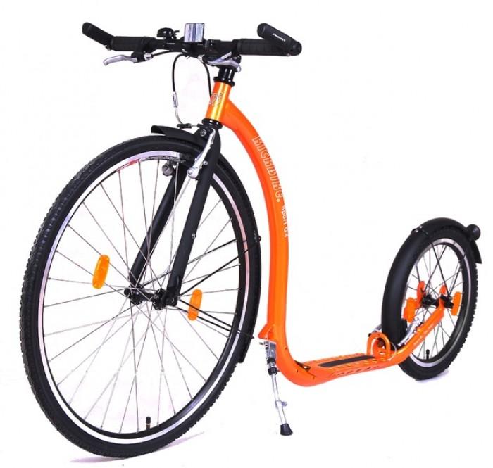 Kickbike Sport G4 v barvě oranžové