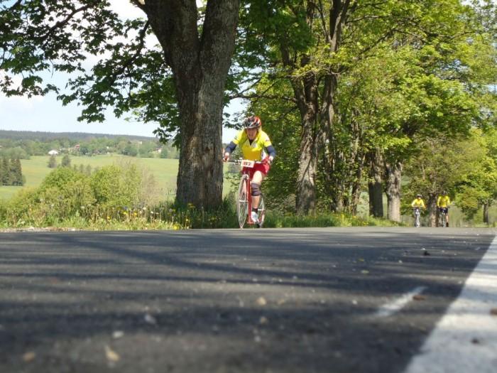 23. ročník Tour de Šumava - 3.kolo koloběžkové Rollo ligy