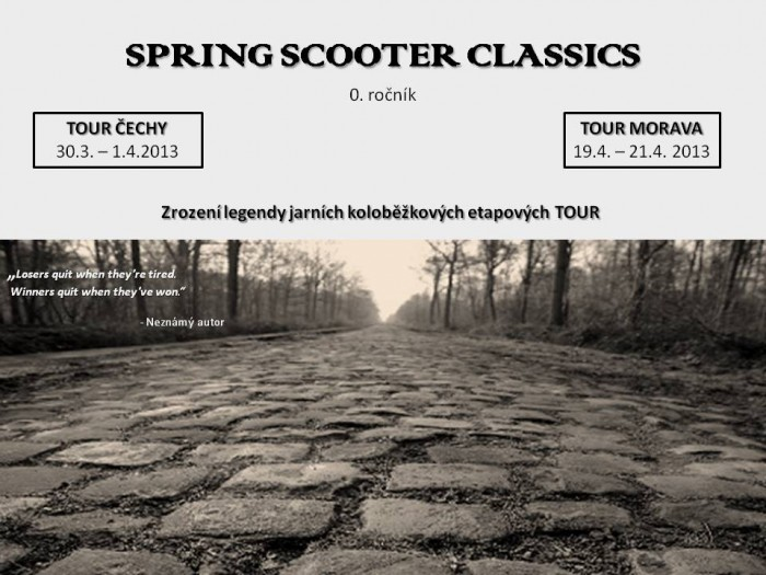 SPRING SCOOTER CLASSICS