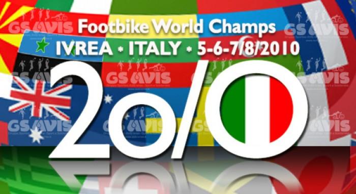 Mistrovství světa v koloběhu 2010 - oficiální webové stránky spuštěny