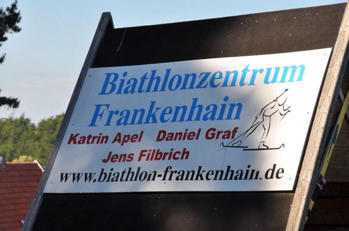 BC FRANKENHAIN nás vítá