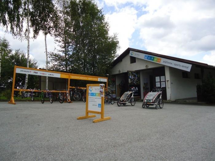 Lipno Centrum s.r.o. - provozovna