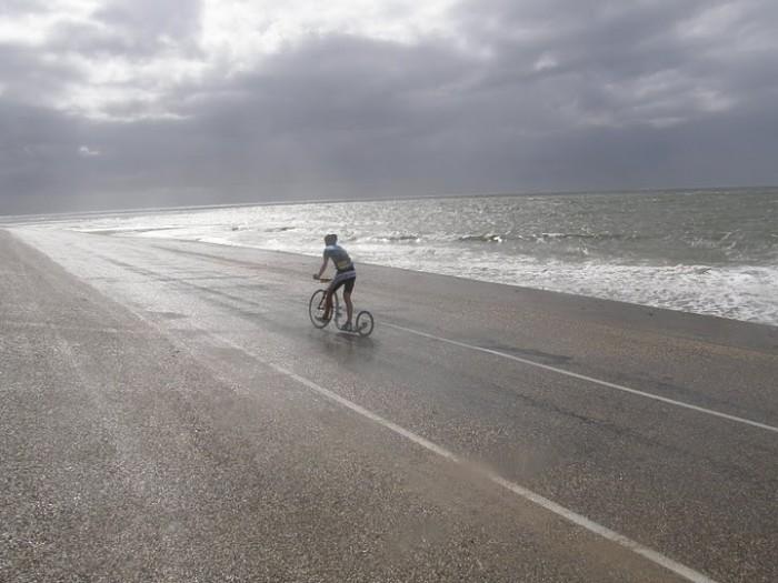 Nekonečné pobřeží Den Helder