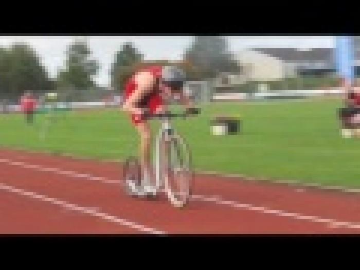 Juniorský světový rekord na 400m