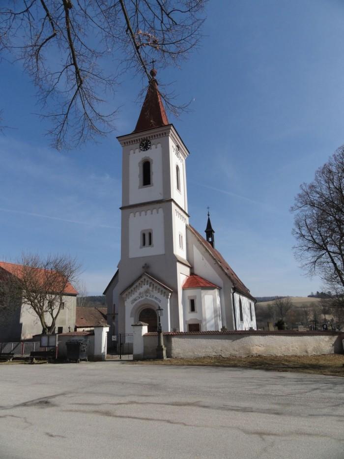 Purkarec - kostelík