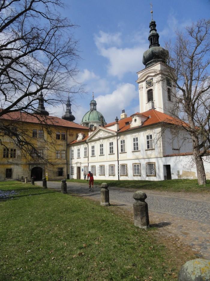Doksany - státní zámek