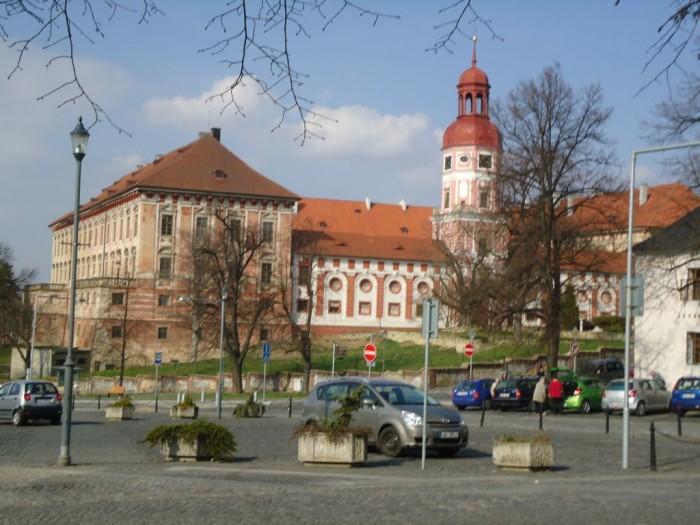 Roudnice nad Labem - náměstí