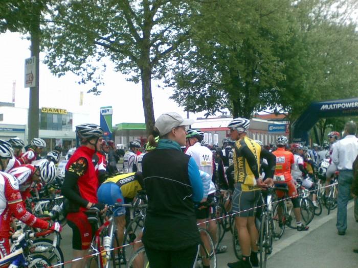 Před startem