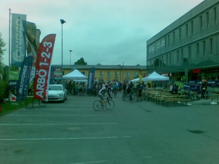 Salzburger Radmarathon - parádní akce mezi cyklisty