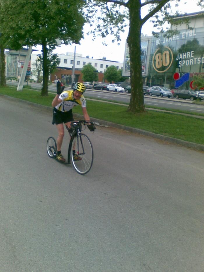 Hans míří do cíle - Mibo Racek