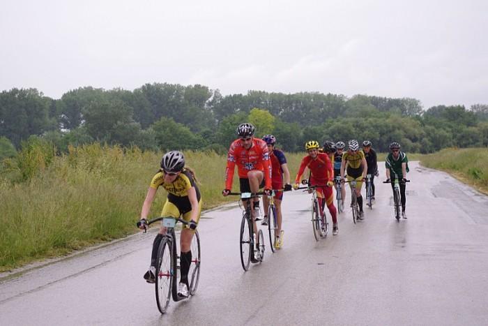 Rosanne vede pole mužů do dalšího kola