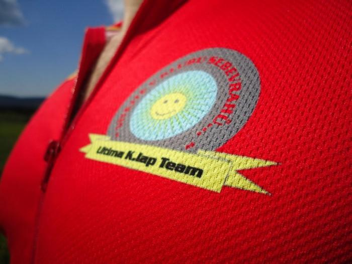 Znak týmu Ultima K.lap team