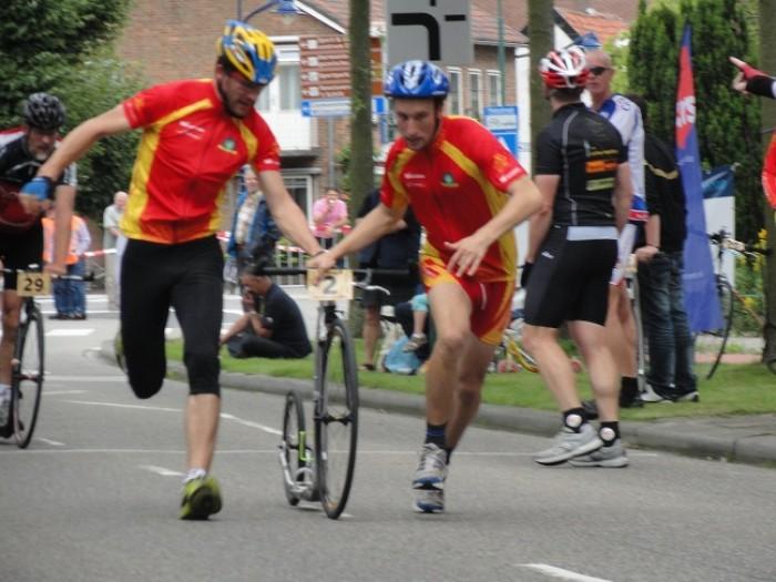 ME v koloběhu Holandsko - stříbrné štafety a brutální maraton