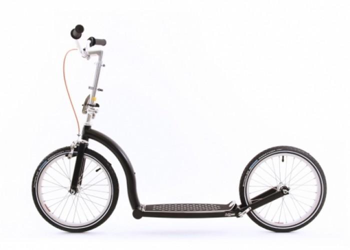 První test designovky Swifty One od Petra Lindnera