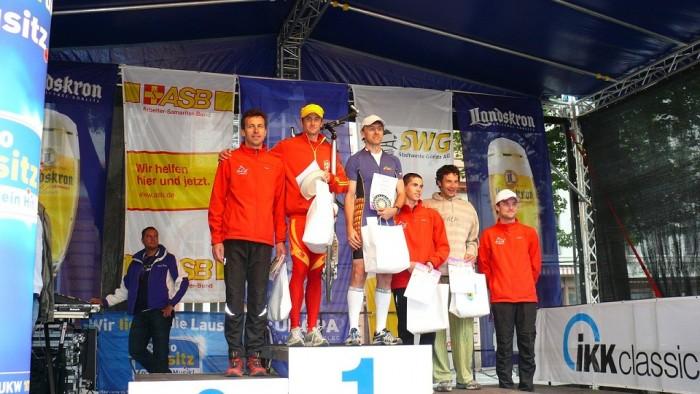 Kickbike v Görlitz vítězně