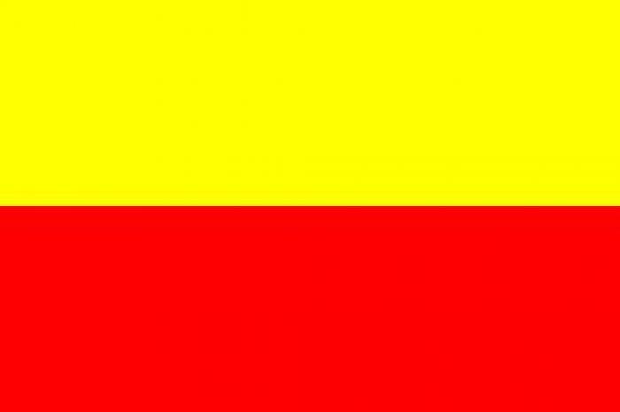 Žlutá je barva naše