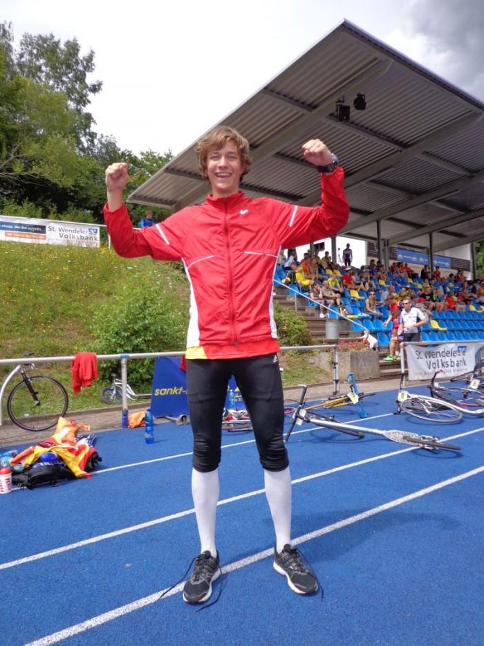 Michal Šmahel - plný úsměvu a síly
