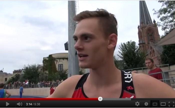 Světový rekord na 400m opět opouští ruce Ultimy:(