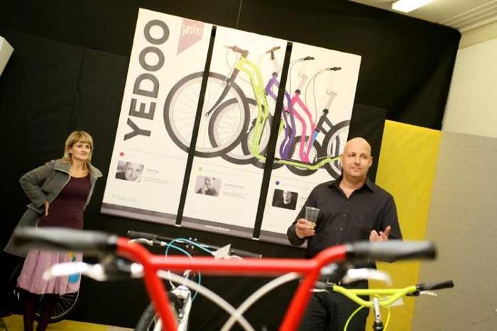 Koloběžková Design Mania firmy Yedoo