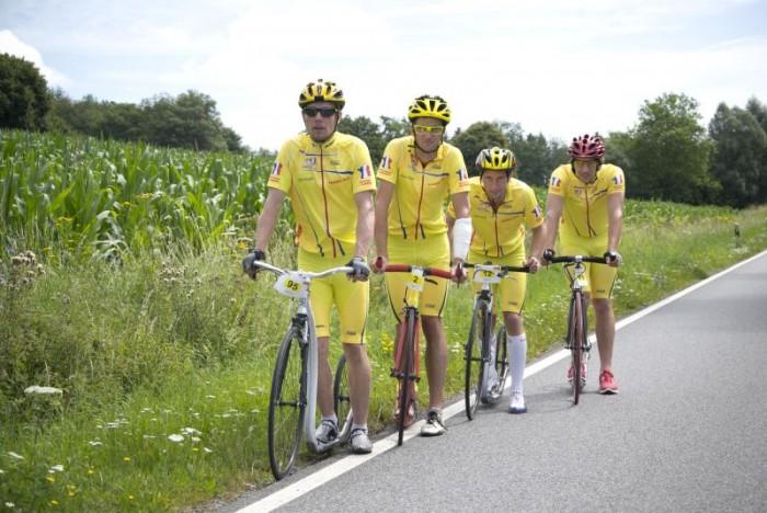 Pojeďte s námi na Tour de France, aneb Kick With Us