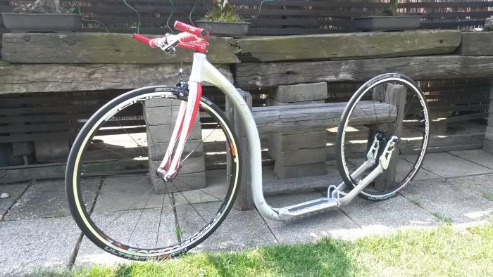 Kickbike Slavia Racer