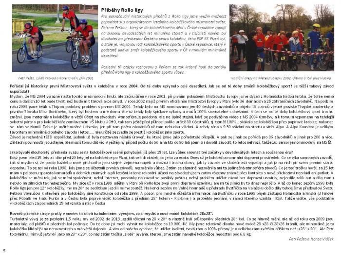 Koloběžkový Magáč, č. 2/2014 je na světě