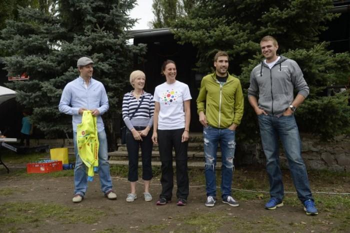 Velký koloběžký víkend - Brandýs, Šumava, Blansko a ČT