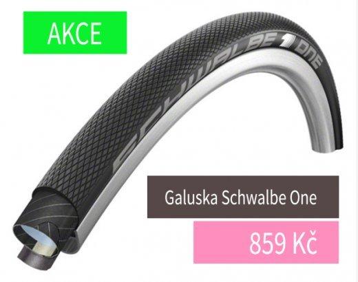 Silniční galuska na kolo i koloběžku Schwalbe ONE